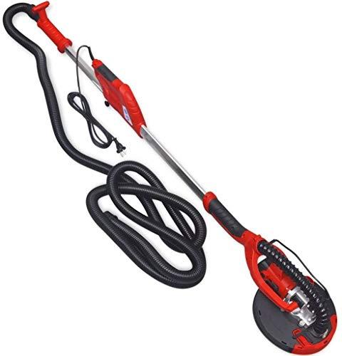Lijadora Electrica para Cartón Yeso Roja 750W 50Hz Herramienta Pulidora