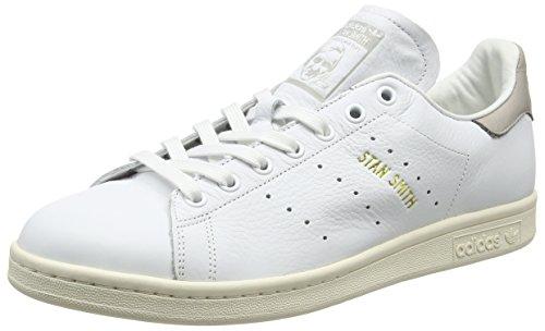 adidas Herren Stan Smith Fitnessschuhe, Weiß (Ftwbla/Ftwbla/Gracla 000), 36 EU