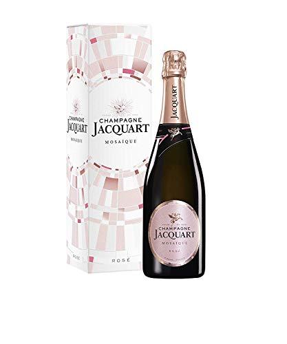 CHAMPAGNE JACQUART Rosé Mosaique Astucciato