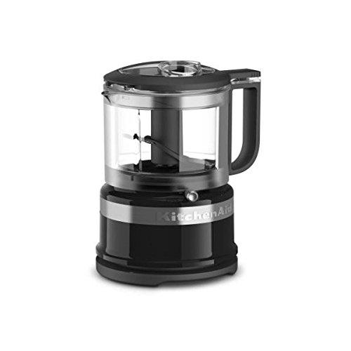 キッチンエイド(Kitchen Aid) 3.5Cup ミニフードプロセッサー ブラック KFC3516OB