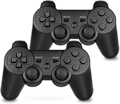 commercial PS3 wireless double shock gamepad controller for PlayStation 3, 6-axis PS3 wireless controller … kontrolfreek ps3 controller