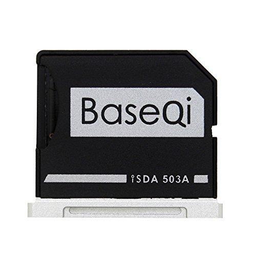 BaseQi Adaptador Micro SD para MacBook Pro 15,4' (Retina)