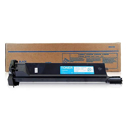 TN214 Toner Cartridge compatibele vervanging voor KONICA MINOLTA C200 C210 C7721 Series Printer, printkwaliteit is uitstekend, geen verschil dat size Zwart