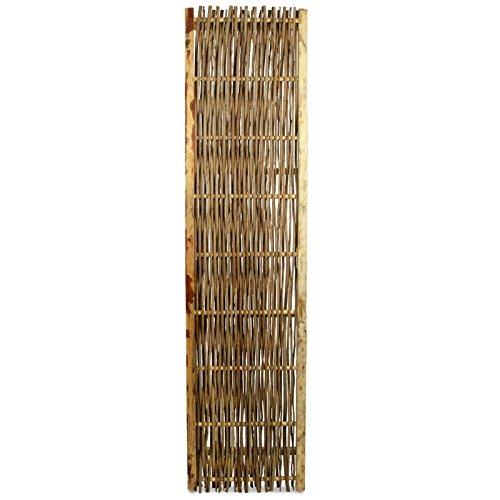 Weidenprofi Sichtschutz Walden Modul Robinienzaun, 40 cm x 116 cm