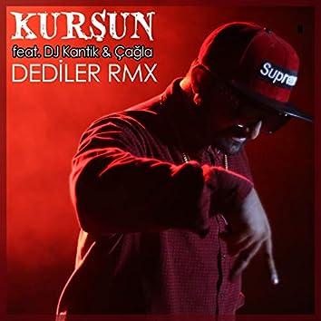 Dediler Remixes (feat. Çağla)