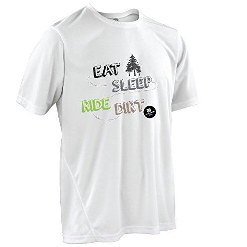 JOllify Team Mountainbike Dirt Trikot Eat Sleep Ride Dirt