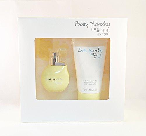Betty Barclay Pure Pastel Lemon Eau de Toilette Geschenkset 2 Artikel im Set