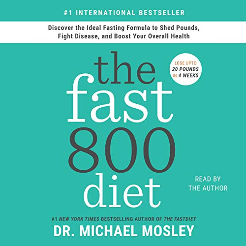 Couverture de The Fast800 Diet