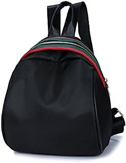 Women Mini Backpack Girl Travel Shoulder Bag Small School Backpack For Women Black