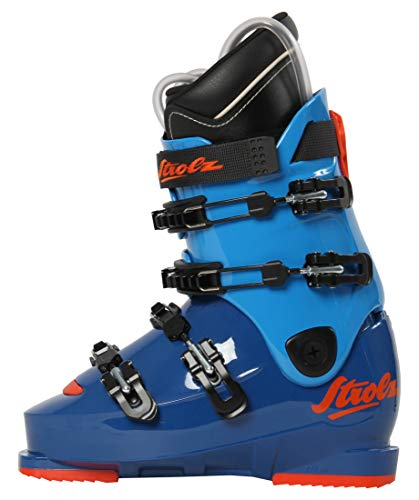 Strolz Herren Ski-Schuhe RacingBlue Royalblau (294) 26,5