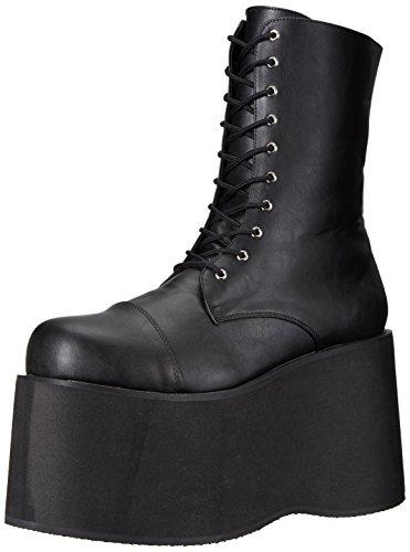 Funtasma Herren Monster-10 Klassische Stiefel, Schwarz (Blk Pu), 44/45 EU (Herstellergröße:L)