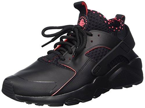 Nike Air Huarache Run Ultra Se, Scarpe da Ginnastica Uomo, Nero (Black/Solar Red/Black), 42 EU