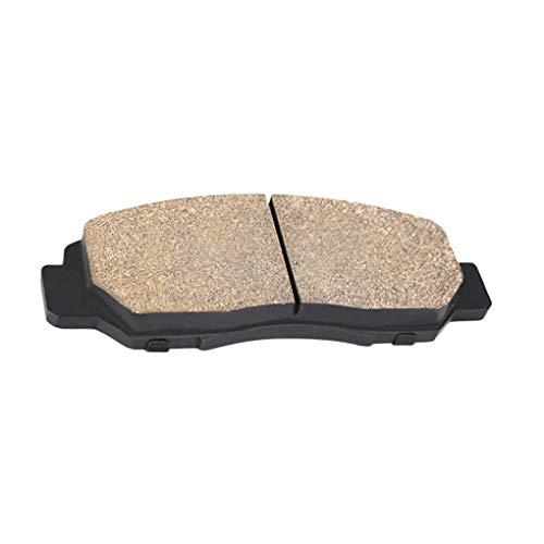 ben-gi 4 PC/Zapatas de Freno de cerámica de los Zapatos del Freno del Coche Piezas del Sistema de Accesorios del automóvil de reemplazo para Odyssey séptimo Gen