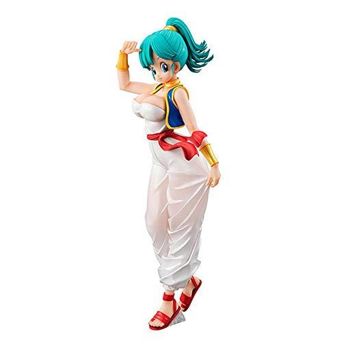 Dragon Ball Bulma Arabischen Kostüm Animierte Figur Modell Statue Dekoration