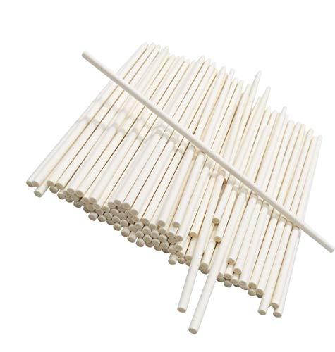 Palos de palos para tartas de 15,24 cm – 100 unidades