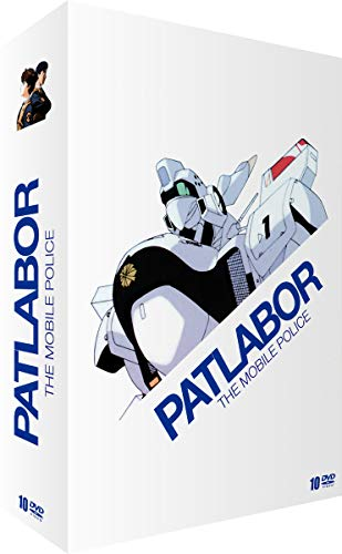 Patlabor : The Mobile Police - Intégrale TV (10 DVD)