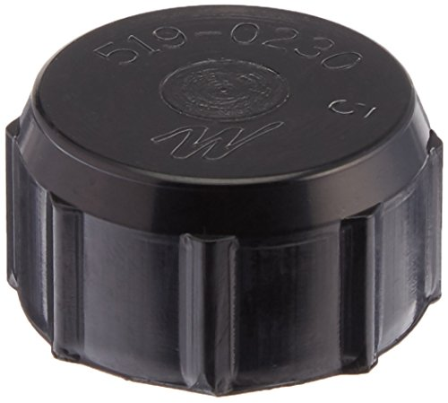 Waterway Plastics 806105255501 Drain Cap with Gasket Assembly