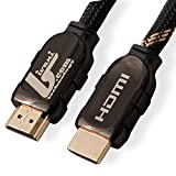 bivani 8K Câble HDMI - 2 mètres 48 Gbps - jusqu'à 10K / 8K@60HZ / 4K@120HZ -...