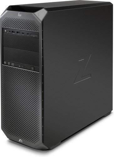 HP PC Workstation Z6 MT,XEON Bronze 3104,16GB,256GB SSD,DRW,W10PRO,3 AÑOS (Reacondicionado)