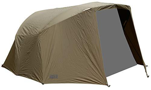 Fox EOS skin 2 man bivvy - Zeltüberwurf für Karpfenzelt, Außenhülle für Angelzelt, Überwurf für Zelt, Schutzüberwurf für Bivvyzelt