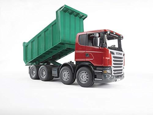 bruder(ブルーダー) SCANIA Tip upトラック BR03550
