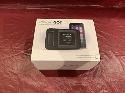 Iridium GO! 9560 Satellite Terminal with Wi-Fi Hotspot (No airtime...