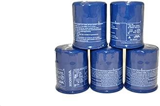 Honda 15400-PLM-A02 Oil Filter Case of 5