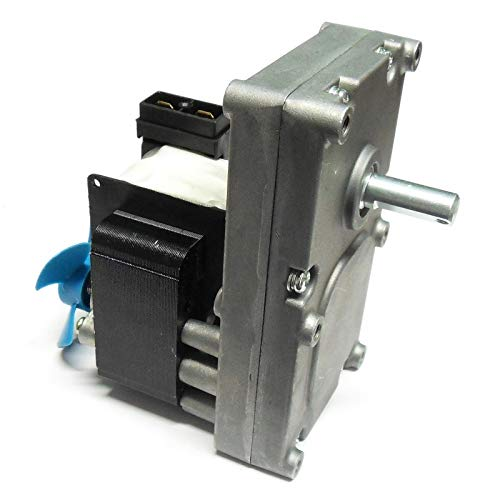 AC Spaltpol-Getriebemotor, 230V, 50Hz, 50W, 25Nm, 3,2RPM