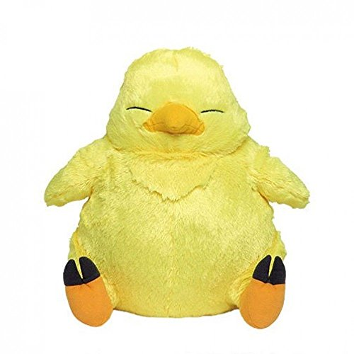 Final Fantasy XIV oversized fat Chocobo Plush Toy