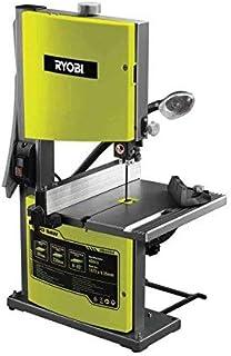 Ryobi 5133002854 - Sierra de cinta vertical ryobi 350w con luz de trabajo