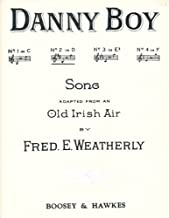Danny Boy (SHEET MUSIC)