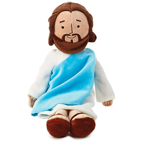 Hallmark My Friend Jesus Stuffed Doll, 13' Classic Stuffed Doll