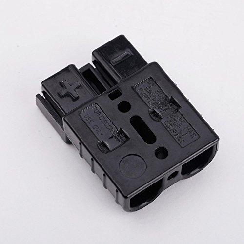 kkmoon stopcontact-oplader 50 A accu aansluiting/deconnection snelle bekabeling servies set aansluitkabel lier aanhanger