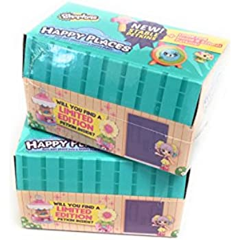 Shopkins Happy Places Blind Packs New Stable | Shopkin.Toys - Image 1