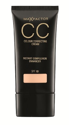 Max Factor - CC Cream Colour Correcting, n° 60 Medium, 1 pz. (1 x 30 g)