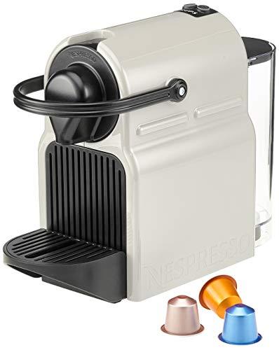 Caffettiera con Capsule Krups XN1001 Inissia Nespresso 19 bar 0, 7 L 1260W Bianco