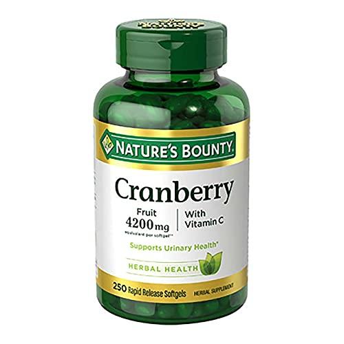 Nature's Bounty Cranberry with Vita…