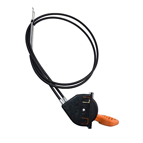 Partman AM140333 Throttle Choke Cable Control Assembly Fit JOHN DEERE X300 X304 X305R X310 X320 X324 X340 X360 X500 X530 X534 Series
