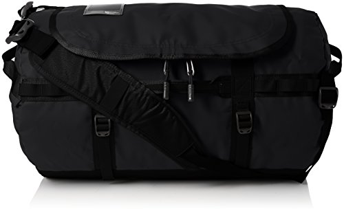 The North Face Base Camp Duffel Multifunktionsrucksäcke, Schwarz (TNF Black), 50 L, S