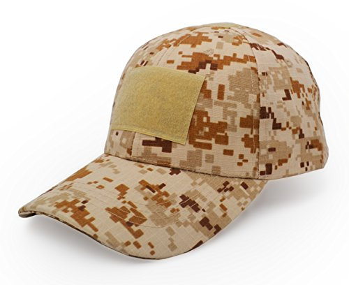 UltraKey Military Tactical Operator Cap, Outdoor Army Hat Hunting Camouflage Baseball Cap 11