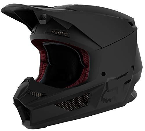 Fox Helm V1 Schwarz Gr. 3XL