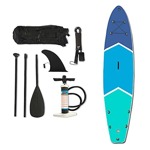 DYJD 10 pies de pie, tableros de paletas inflables de Sup Board Surfboard - Kit de Principiantes,R4