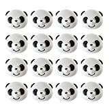 Vosarea 16 Pezzi Lenzuola Clip Copripiumino Fissaggio Panda Forma Fixer Fibbie Antiscivolo