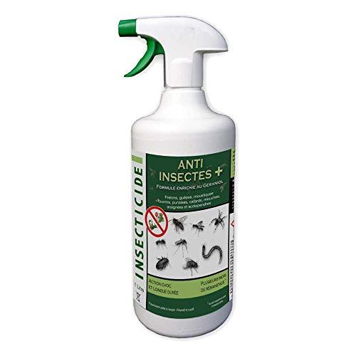 Spray Anti Insectes en bidon de 1 Litre