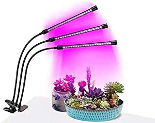 Full-Spectrum high-Efficiency LED chip LED Plant Growth Light, 30W Plant Growth Light kit for Indoor hydroponic Greenhouse...