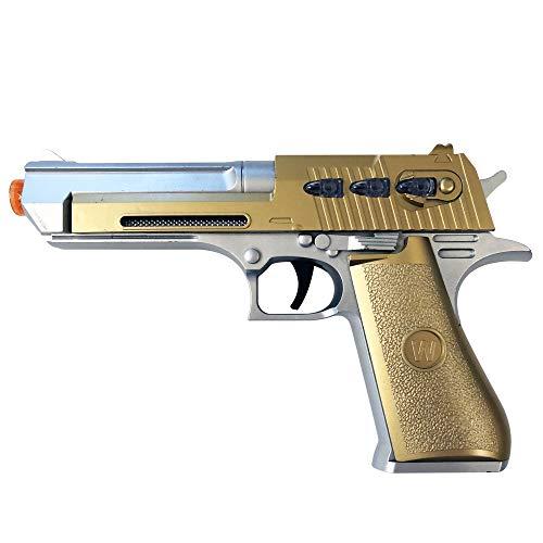 LilPals' Pistola de Juguete Especial Pistola de Juguete con luz eléctrica Deslumbrante, Sonido increíble y acción única