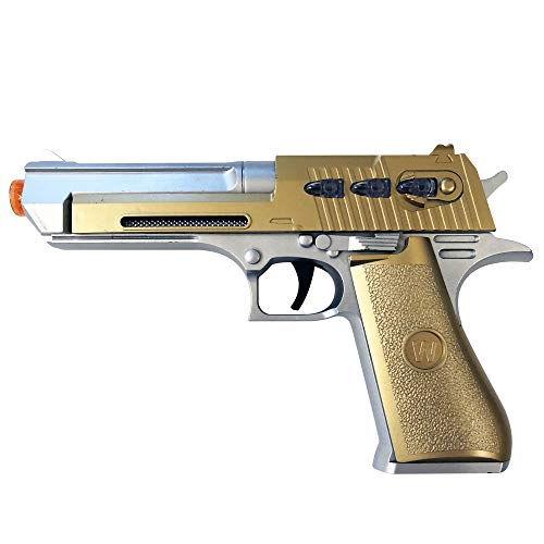 LilPals#039 Special Toy Pistol  Toy Gun Features Dazzling Electric Light Amazing Sound amp Unique Action