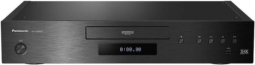 Panasonic DP-UB9000 4K Ultra HD Blu-Ray Player UHD Multi Region Blu-ray DVD, Region Free Player 110 Volts Bundle with Dyna...