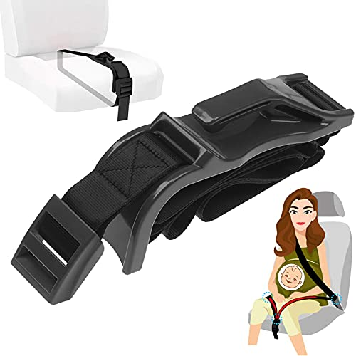 Bump Belt, Prevent Compression of The Abdomen, Comfort & Freedom for Pregnant Moms Belly, Protect...
