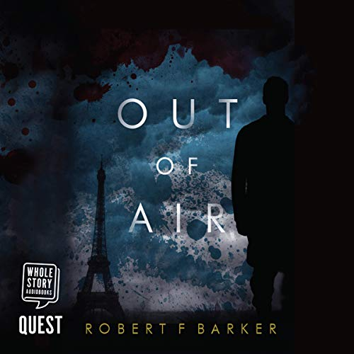 Out of Air audiobook cover art